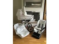 Babystyle Leather Pram Great condition