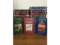 CLASSIC ADVENTURES BOOK COLLECTION