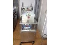catering equipment henny penny and peri peri sauces