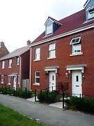 DESBOROUGH 3 bedroom 2 bathroom house with garage and parking