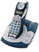 GE 2.4 GHz Analog Cordless Phone with Caller 40-channel