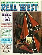 Real West Magazines