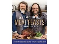 New hairy bikers meat feast book