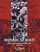 Republic to Reich: A History of Germany******1939 Inglewood Stirling Area Preview