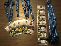 FEQ 2x zone avant-scène VIP $180.00 18 juillet Megadeth