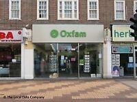 Volunteering sales assistant wanted Oxfam Morden