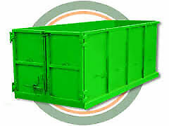 Cal-Waste has Roll Off Bins for Only $295.00! Call 403-922-9334