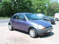 2006 FORD KA 3 DOOR HATCHBACK, IDEAL 1ST TIME CAR. CHEAP INSURANCE, LONG MOT.