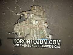 Toyota Tercel 5 Speed Manual Transmission - 1996-1999 - Canadian