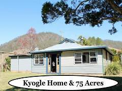 75 ACRE TERRACE CREEK PROPERTY Kyogle Kyogle Area Preview