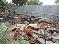Yard Clean Up & Junk Removal Services