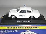 Ford Cortina Diecast
