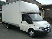 Man With Van - all jobs considered. Reliable service covering East Anglia and beyond.