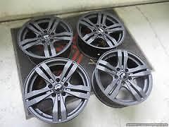 16 inch DAI Winter Alloy Wheels -- 5x114.3 Black