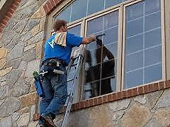 ACCURATE WINDOW CLEANERS -EAVESTROUGH CLEANING - 519-719-1800 London Ontario image 6