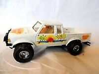 WANTED Datsun scalextric truck