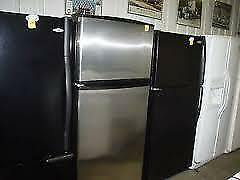 // Used Refrigerators with WARRANTY ///  $250 to  $550 ///  9267-50 STREET EDM AB (780)468-4616
