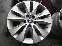 17 inch Original BMW Wheels -- 5x120 -- OEM 5 Series