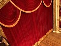 WANTED - Large Velvet Curtains - Cash On Collection