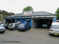 MOT GARAGE AND WORKSHOP CLOSING DOWN