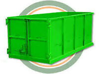 Cal-Waste has dumpster bin rentals for $330.00- all included