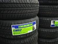BRAND NEW 175/65R14 EVERGREEN EW62 $288 for 4 tx in