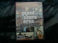 pour ps2 Grand Theft Auto: San Andreas