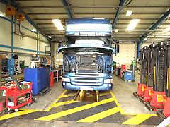 HGV Mechanic required Moy/Loughall