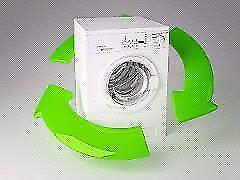 Cash for front load washers dryer or repair