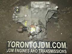 USDM Honda Prelude SH BB6 5 Speed Manual Transmission 1997-2001