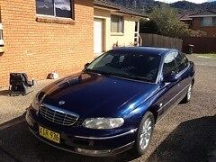 2001 Holden statesman V6 supercharged  Mount Saint Thomas Wollongong Area Preview