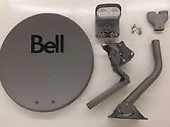 USED - BellTV Dish - NEW DPP SYSTEM - Installation Available Kitchener / Waterloo Kitchener Area image 1