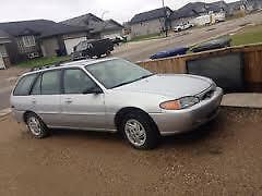 1997 Ford Escort Wagon Parts - Car Gone- some parts available