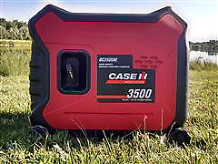 3500 Watt  CASE Inverter Generator