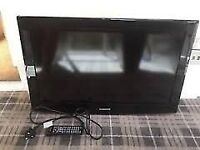 Samsung 32 inch HD LCD Tv with remote for only 50 pounds