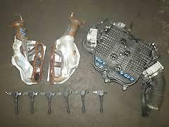 2007 350Z Engine And Parts - Coil Packs Intake Fuel Rail Wires