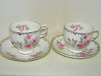 Pretty Dijon Bone China Tea Set