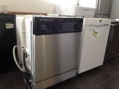 "- NEW  Whirlpool Dishwashers  was $648 ""NOW"" $598  /  USED Dishwashers $350 to $475 -  9267 - 50 Street, Edmonton"