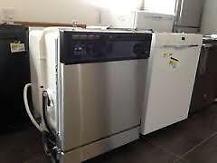 **NEW Dishwashers  Black or White $425 / Stainless $499 ///  USED Dishwashers $300 to $475 -  9267 - 50 Street, Edmonton