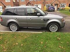 Range Rover sport biography 2012 face lift