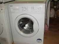 Beko WMB61221 6kg 1200 Spin White A+ Rated Washing Machine 1 YEAR GUARANTEE FREE DEL N FIT