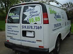 METRO LONDON CARPET CLEANING--Your 1-Stop Shop for cleaning!. London Ontario image 1