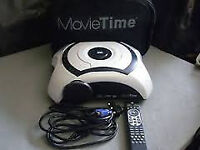 OPTOMA DV10 MOVIE TIME DLP PROJECTOR BRAND NEW BULB