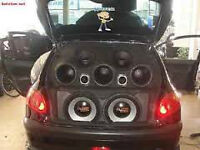 Installation auto Radio , DVD ,Gps pioneer kenwood clarion JVC
