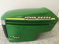 WANTED John Deere hood