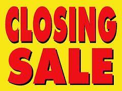 CLOSING SALE!!!      Worldwide Mattress Outlet Cabell Location