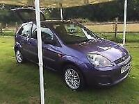 2008 Ford Fiesta 1.4 TDCi Style 3dr 3 door Hatchback
