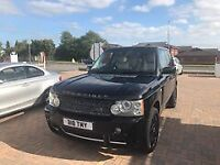 REAL HEAD TURNER RANGE ROVER OVERFINCH