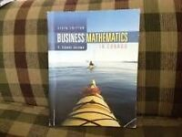 Business Mathematics In Canada 6th Edition By F. Ernest Jerome
