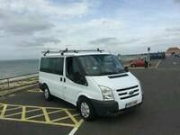 Ford Transit Tourneo 9 seater Mini-bus 57' plate